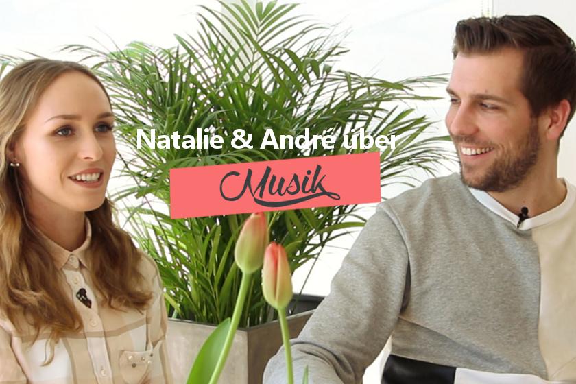 Andre Natalie über Musik für ihre kirchliche Hochzeit