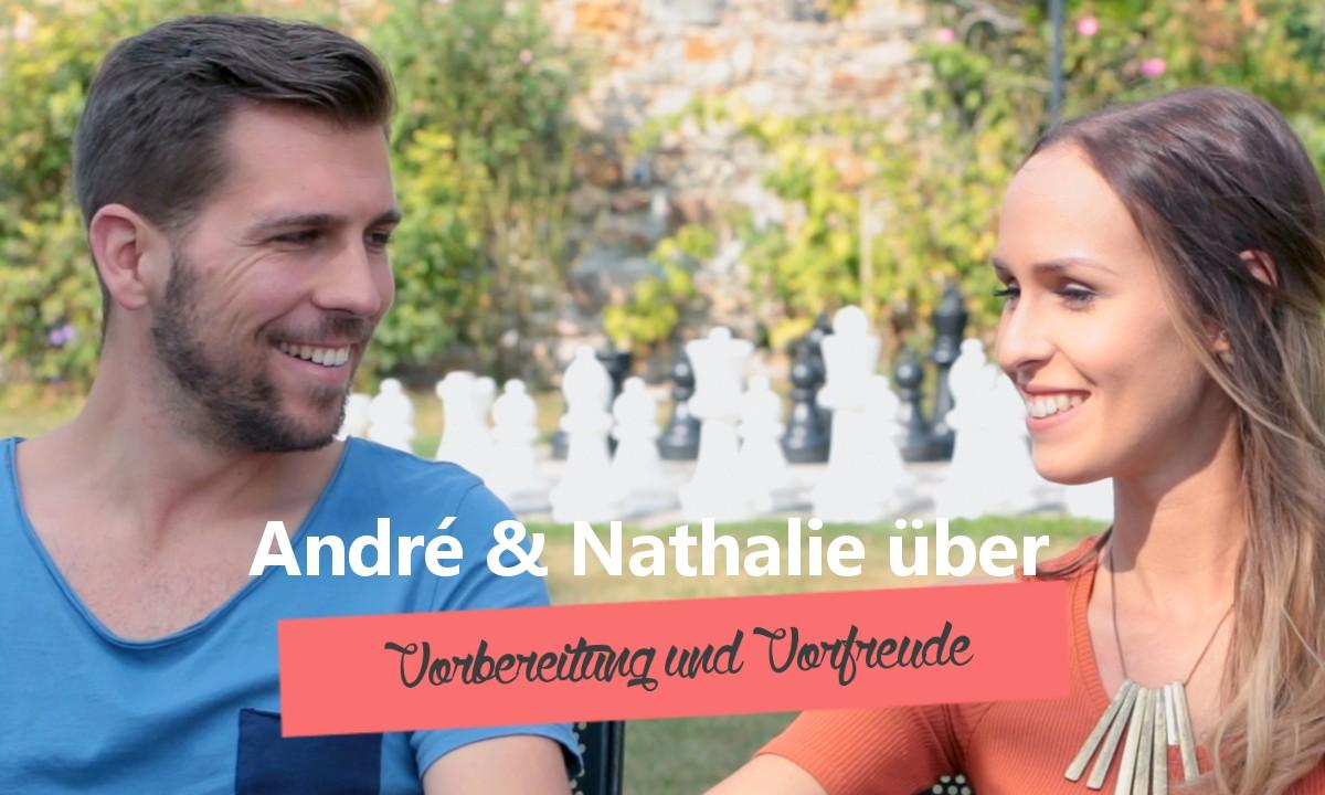 heiraten wie es uns gefaellt: Andre und Natalie über Hochzeitsvorbereitung und Vorfreude