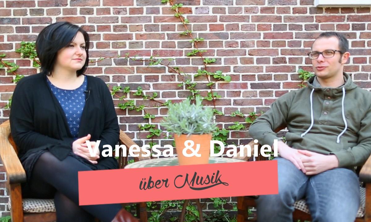 Daniel und Vanessa feiern Hochzeit