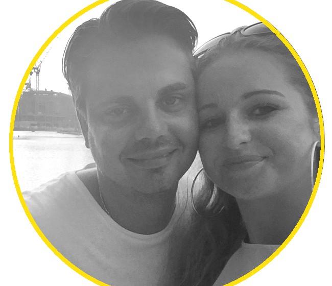 Steven & Jasmin: kirchliche Hochzeit am Bodensee