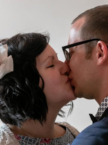 Vanessa & Daniel - so war die standesamtliche Hochzeit in Oldenburg